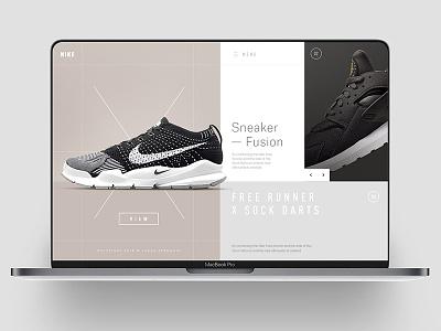 Free Runner x Sock Darts — Sneaker Fusion sock darts runner nike minimal vitamine c web ui run roshe huarache fusion sneaker