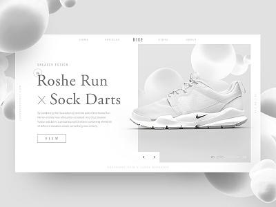 Roshe Run x Sock Dart — Sneaker Fusion sock darts runner nike minimal vitamine c web ui run roshe huarache fusion sneaker