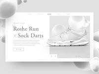 Roshe Run x Sock Dart — Sneaker Fusion