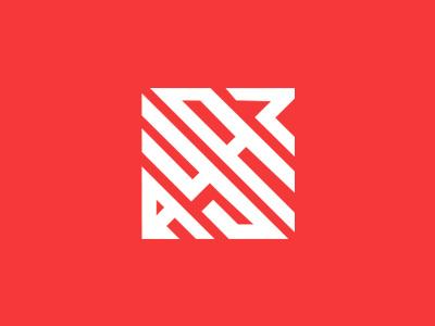 Ayaz Mikayilzadeh logo ayaz girds qr photographer azerbaijan red white
