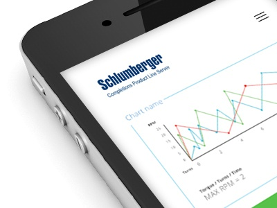 Schlumberger - Completions Product Line Server