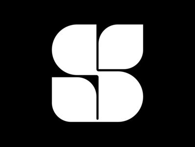 5 bold floral geometrical motion graphic black  white minimal 36daysoftype fontface typography 36 days of type