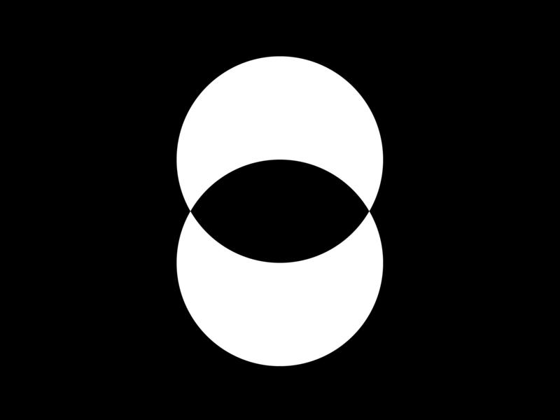 8 black  white black and white typeface letter 36 days of type lettering fontface adobe 36 days of type typography challenge minimal