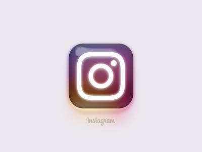 Instagram icon app ui icons logo illustration icon instagram