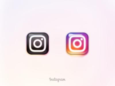 Instagram icon *2