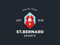 St.Bernard Sports Logo
