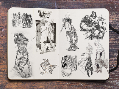 Sketchbook Pt.III