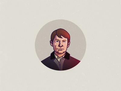 Sherlock / Dr.John Watson martin freeman sherlock holmes watson dr.john watson tv series mystery bbc illustration portrait istanbul