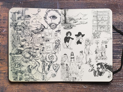 Sketchbook Pt.V