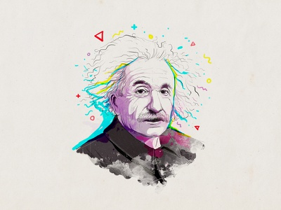 Albert Einstein albert einstein drawing physicist relativity