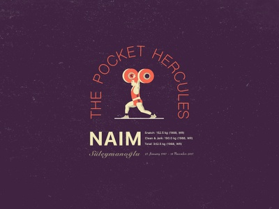 The Pocket Hercules olympic medals weightlifting cleanjerk lifting olympic legand world record naim suleymanoglu