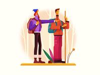 Trekking Dudes