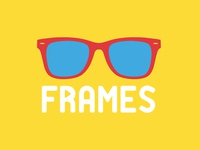 Our latest app - Frames