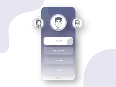 Concept UI Design