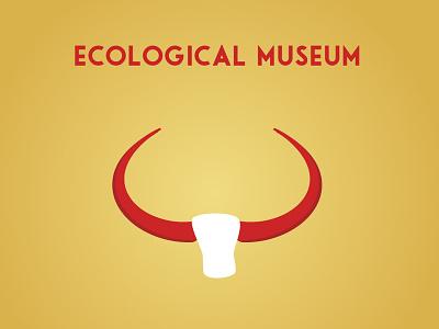 Illustration - Visit the Zoo 1 branding museum zoo flat vector design illustration