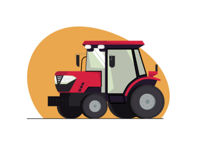 Tractor | stylframe for new project