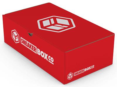 Sneaker Box Co shoebox sneaker packaging