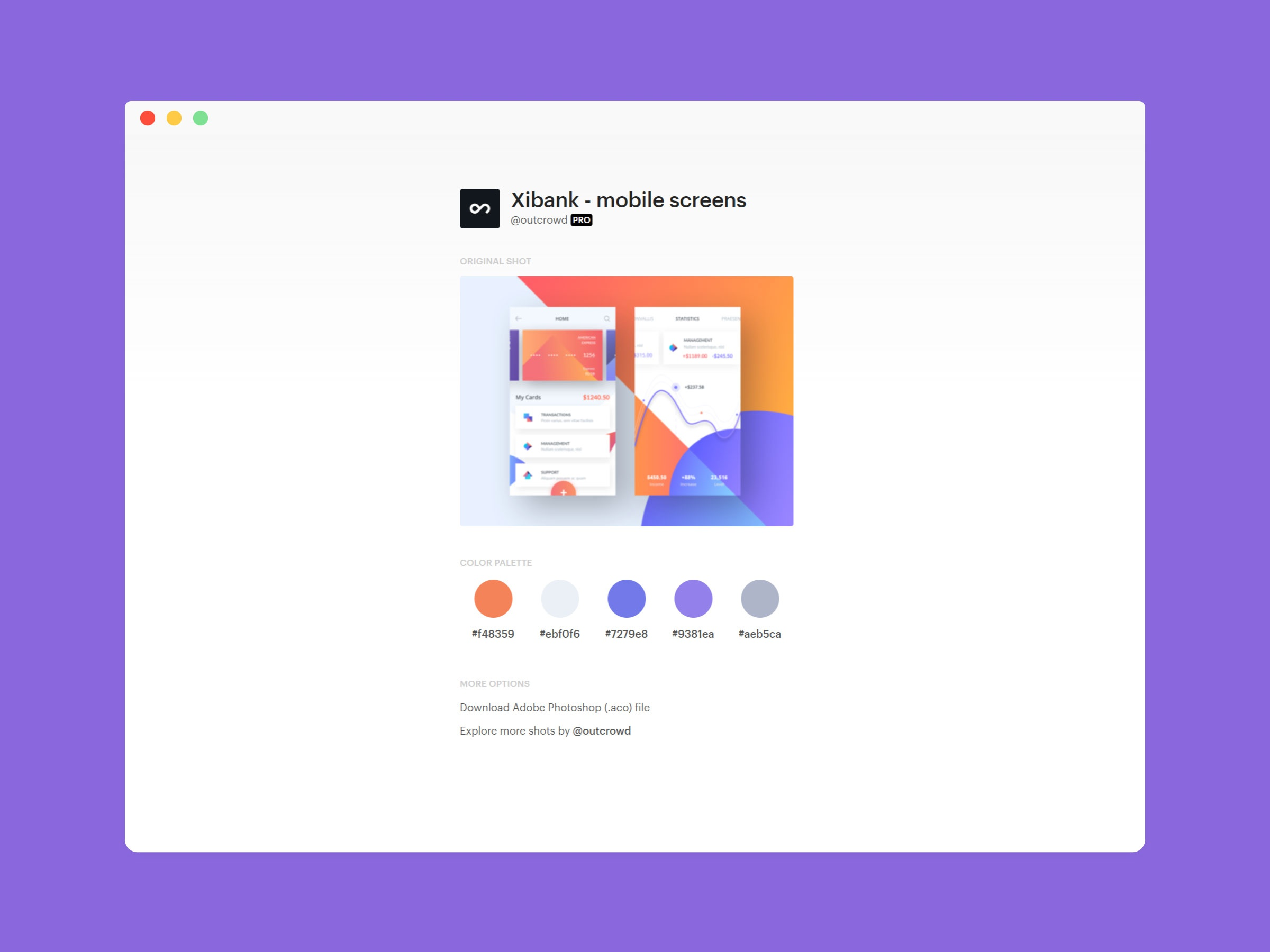 Stefan Mansson / Projects / The Colorbook - Dribbble