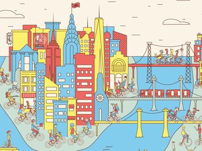 New Bike City