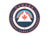 Canada Sticker Mule
