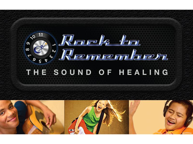 Rock To Remember branding logo design