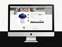 Webdesign FazeClan Shop