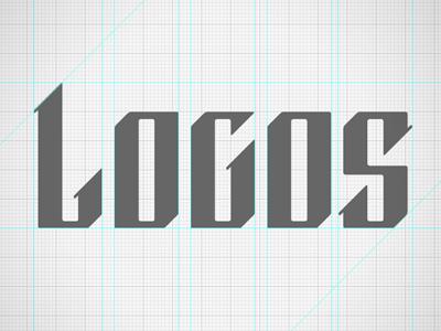 Logos Thumb type typography logos thumbnail