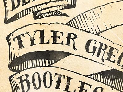 Redleg Poster poster banner typography pig hand lettering