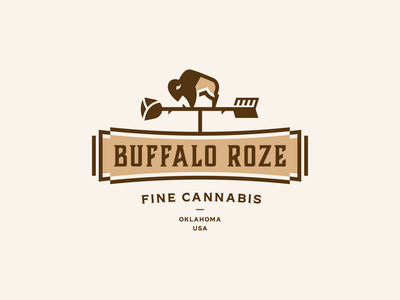Buffalo Roze Logo