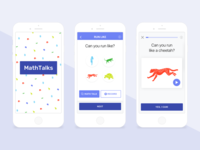 MathTalks App
