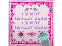 I'm Not Really Here!