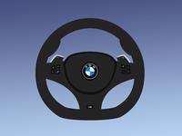 BMW M-Sport Steering Wheel