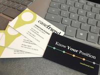 Casefriend Business Cards