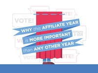 Affiliate Marketing meets Election