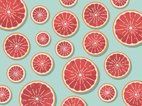 Grapefruit Pattern