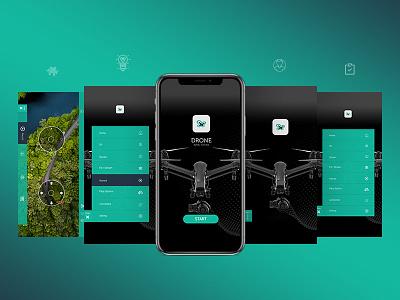 Drone App control drone app droneapp