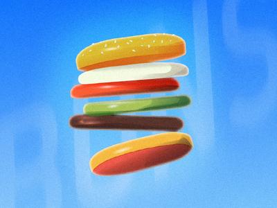 cheeseburger'd