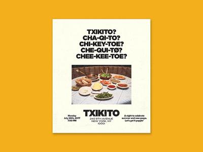 TXIKITO!