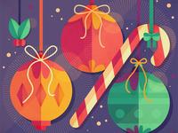 Bright Ornaments