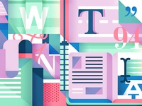 Text & Texture