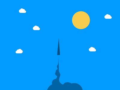 Launch design visual