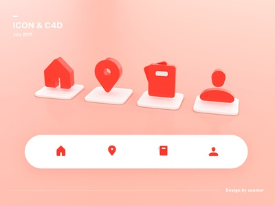 try Icon & C4d
