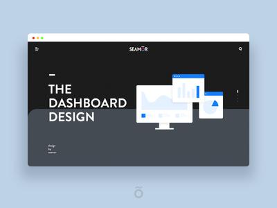 Dash-page