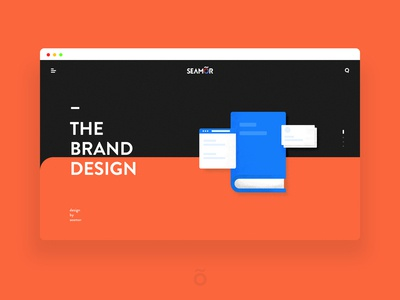 Brand-page