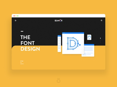 Font-page