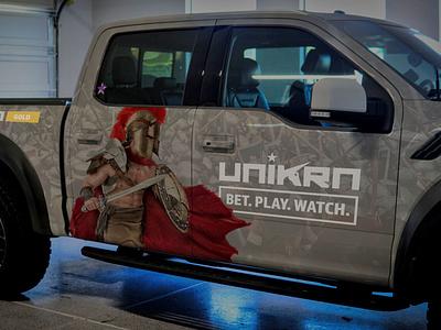 Vehicle Wrap Concept vehicle wrap