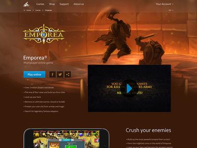 Emporea zubrik tomas tomweb page multiplayer game strategy online emporea