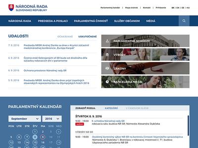 Redesign NRSR tomweb zubrik tomas schvalovanie zakony politika parlament rada narodna slovensko nrsr