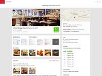 Zomato Restaurant - Windows 10