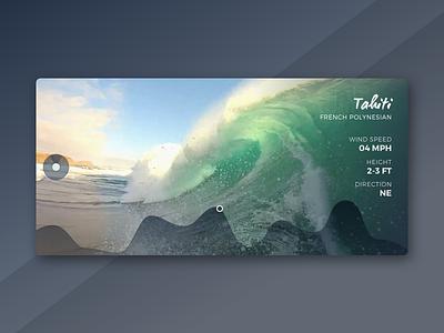 Day 73 Virtual Reality waves surf surfing ux ui dailyui vr reality virtual